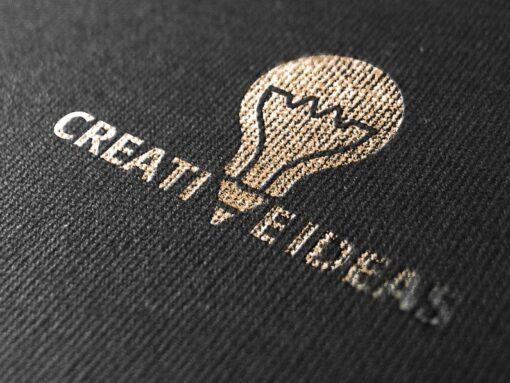 خلاقیت در لوگو
