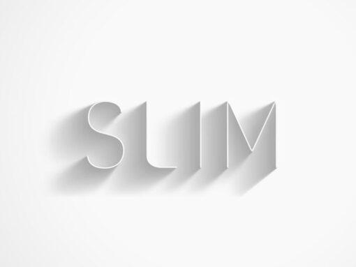 Slim فونت