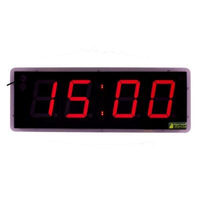 ساعت دیجیتال دیواری ، ستعت دیجیتال سالنی