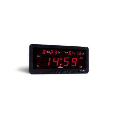 ساعت دیجیتال رومیزی 2158