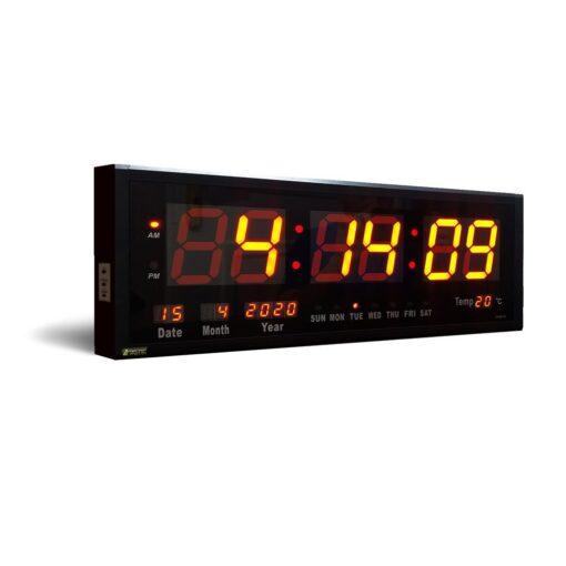 ساعت دیجیتال دیواری بزرگ مدل 4819