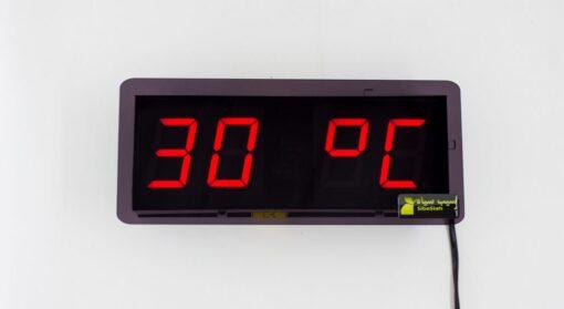 ساعت دیواری و رومیزی دیجیتال سالنی