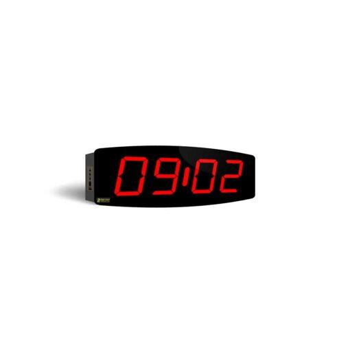 ساعت دیواری و رومیزی دیجیتال برقی مدل HM11 - حالت تاریخ