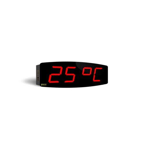 ساعت دیواری و رومیزی دیجیتال برقی مدل HM11 - حالت دما