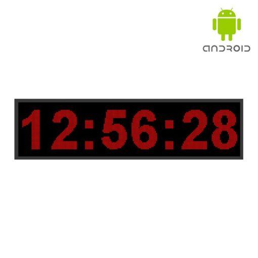 ساعت دیجیتال دیواری