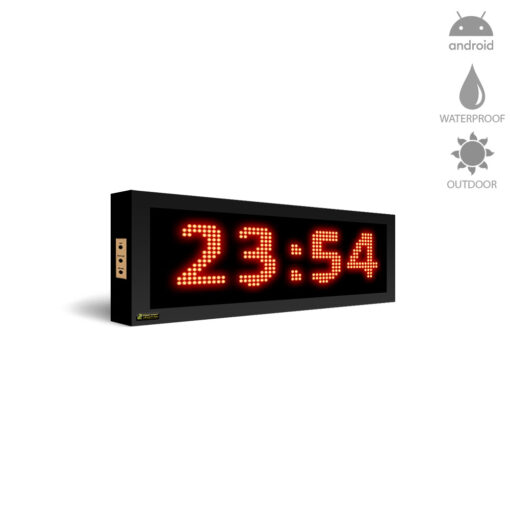 ساعت دیجیتال کارخانه کارگاهی و صنعتی مدل HM26