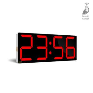 ساعت دیجیتالی دیواری بزرگ صنعتی مدل HM40