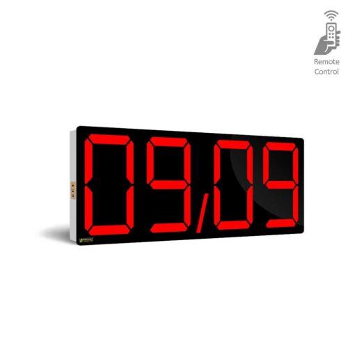 ساعت دیجیتالی دیواری