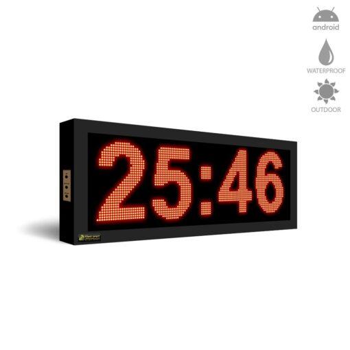ساعت و تقویم دیجیتال دیواری مدل HM42