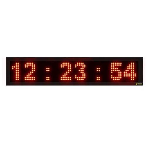 ساعت و تقویم دیجیتال دیواری