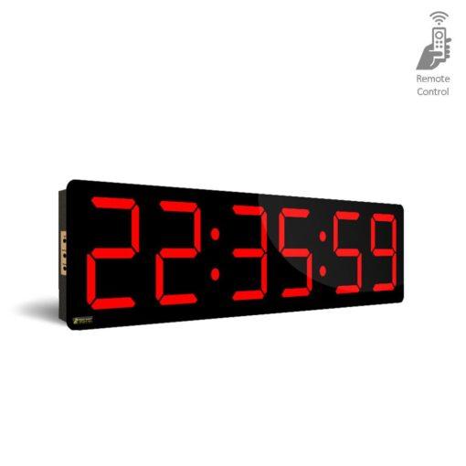 ساعت و تقویم دیجیتال تایمر و کرنومتر دار مدل
