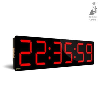 ساعت و تقویم دیجیتالی صنعتی دیواری مدل HMS55
