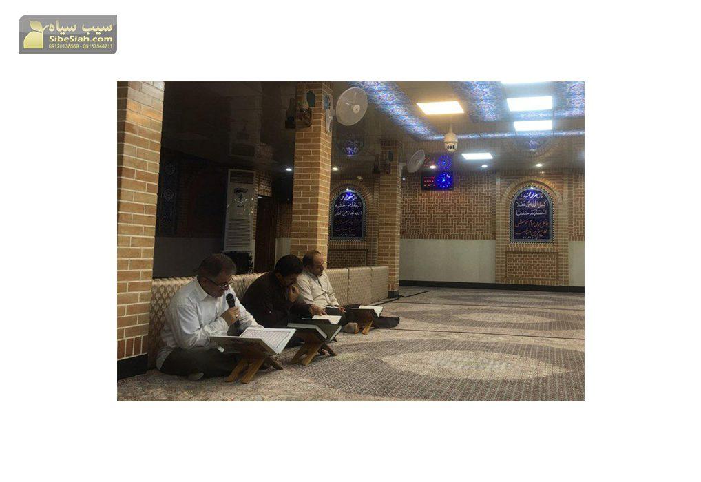 ساعت دیجیتال مسجدی اذان گو _سمنان