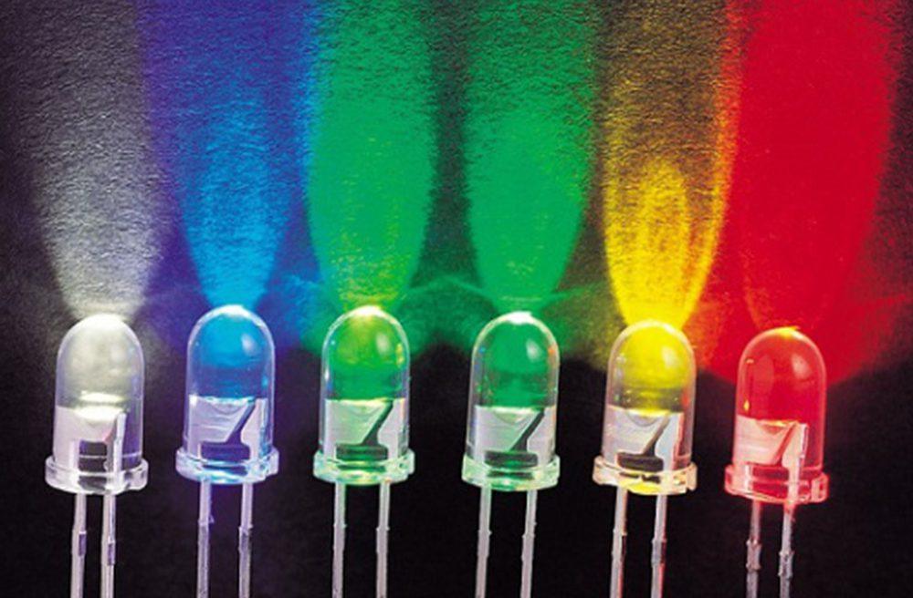 led diode لامپ نورانی ال ای دی دیود
