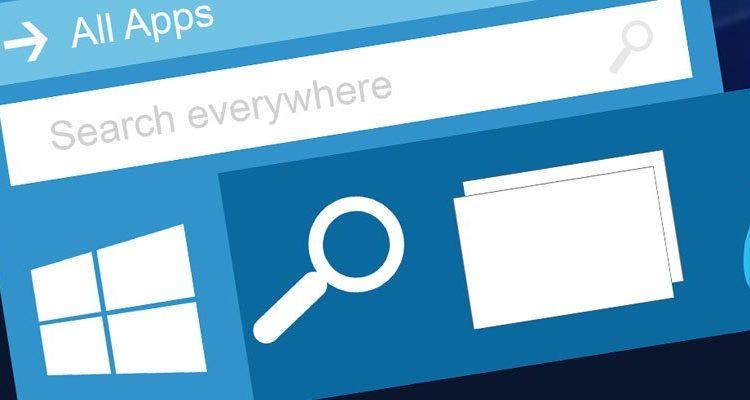 فعال کردن جستجو search در نوار ویندوز 10