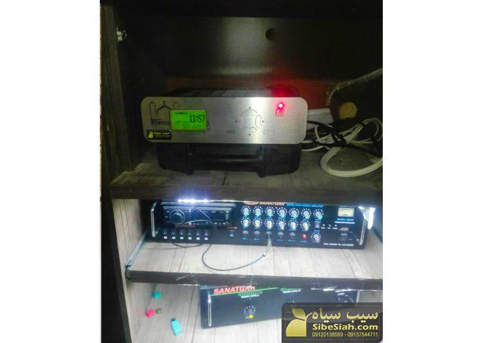 دستگاه اذانگو دیجیتال دارای GPS-اصفهان