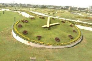 ساعت گل گجرات هند