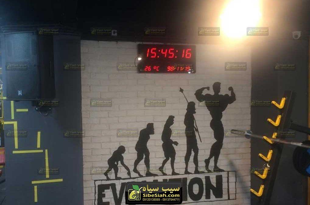 نمایشگر ساعت و تقویم دیجیتال مدل 3570 – بندرعباس