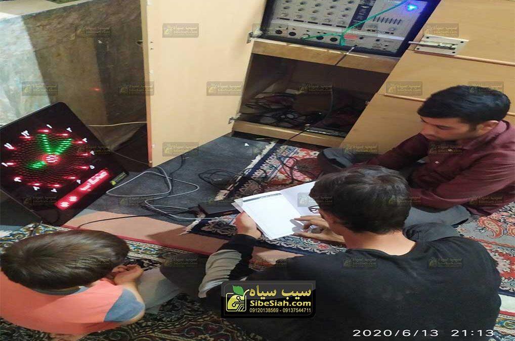 ساعت مسجدی مدل sk1 – خمین روستای دهنو