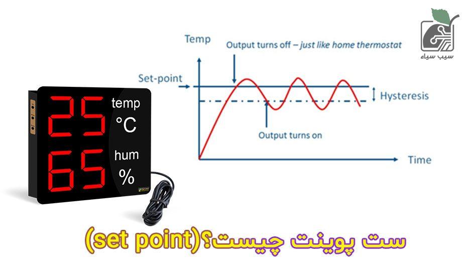 ست پوینت (set point) چیست؟