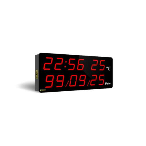 ساعت دیجیتالی دیواری خانگی CDT25