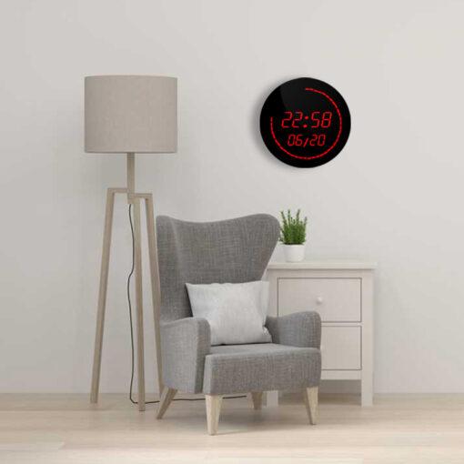 ساعت دیجیتال دیواری خانگی CY35