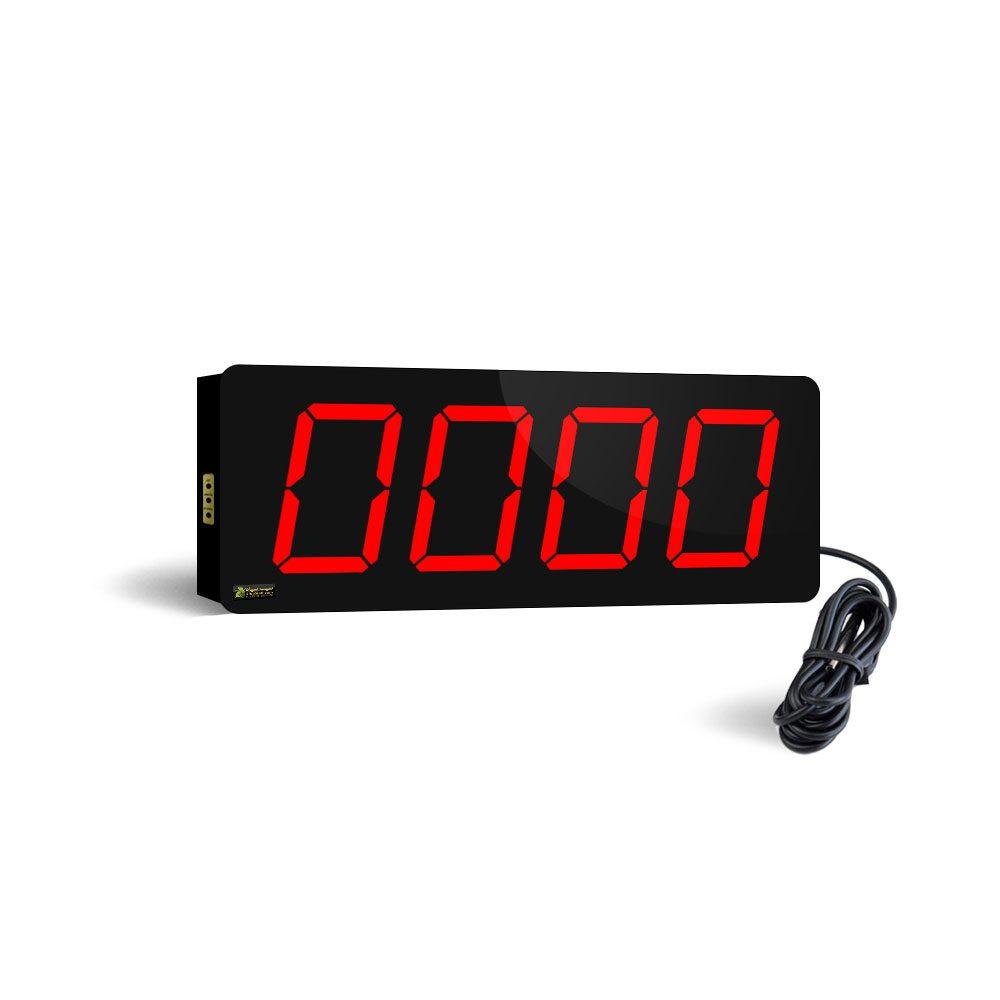 شمارنده دیجیتال چهار رقمی مدل CNT154 برای خط تولید و روز شمار پروژه